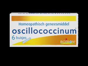 Oscillococcinum<sup>®</sup> 6 buisjes