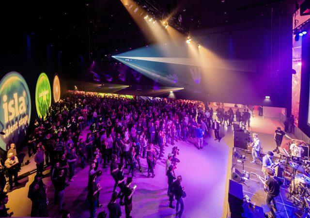 isla<sup>®</sup> Talent Stage biedt aanstormend talent een podium in AFAS Live