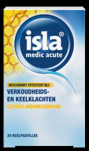 isla<sup>®</sup> medic acute citrus-honing