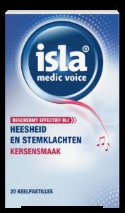 isla<sup>®</sup> medic voice